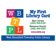 Image for My First Library Card page